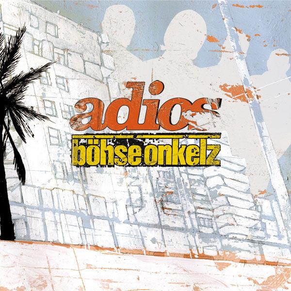 Böhse Onkelz - Adios Vinyl