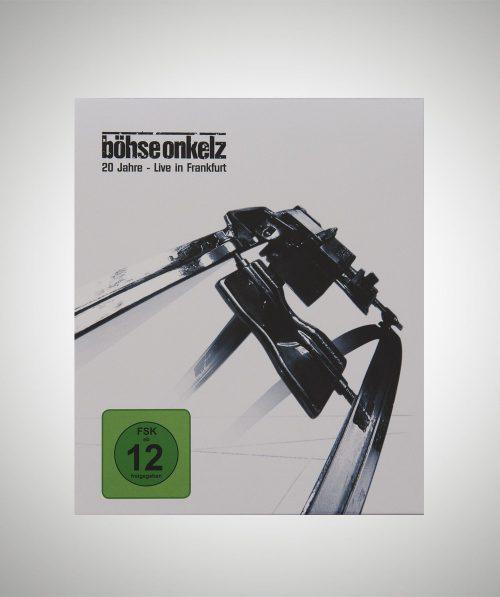 Böhse Onkelz - Live in Frankfurt 20 Jahre (DVD)