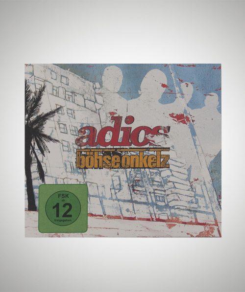 Böhse Onkelz - Adios DVD