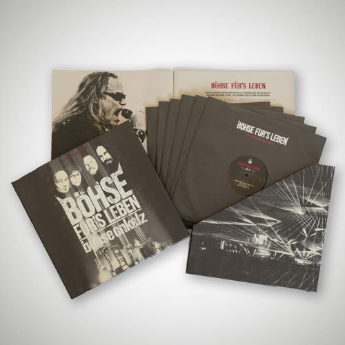 Böhse Onkelz - Böhse für's Leben Vinyl Box