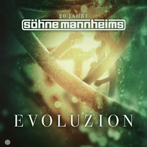 Söhne Mannheims - Evoluzion-Best-Of