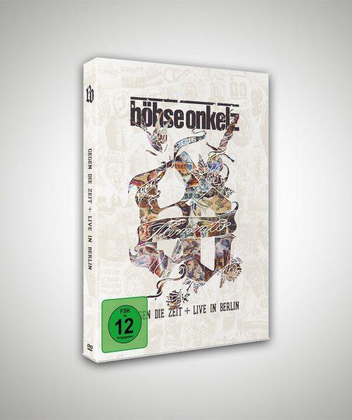Böhse Onkelz - Gegen die Zeit - Live in Berlin DVD