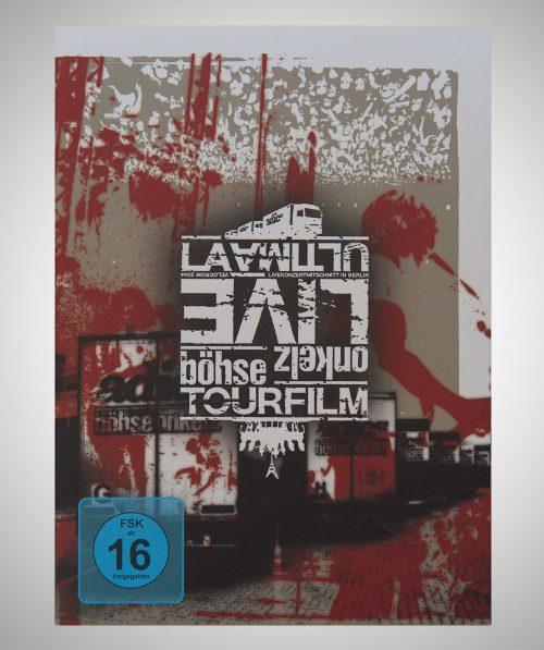 Böhse Onkelz - La Ultima Tourfilm DVD