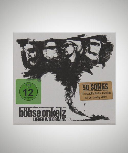 Böhse Onkelz - Lieder wie Orkane DVD
