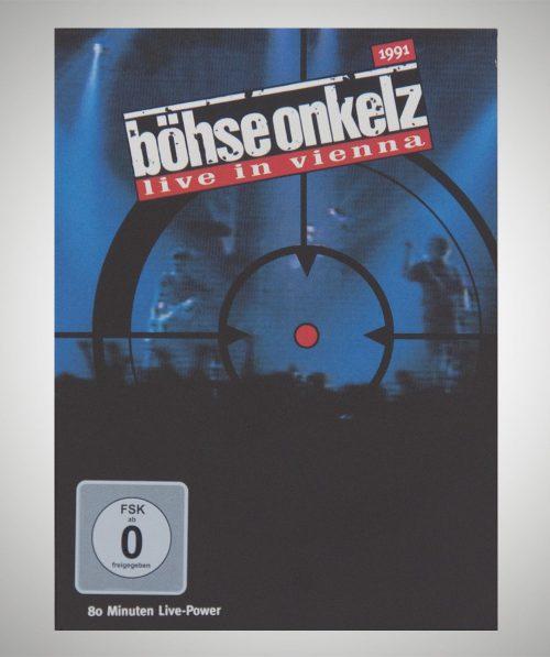 Böhse Onkelz - Live in Vienna DVD