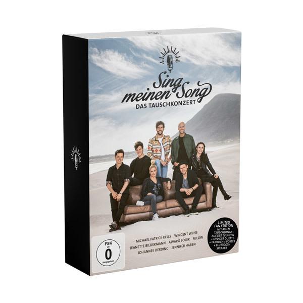 Sing meinen Song -  Das Tauschkonzert Vol.6  (Fanbox limited Edition)