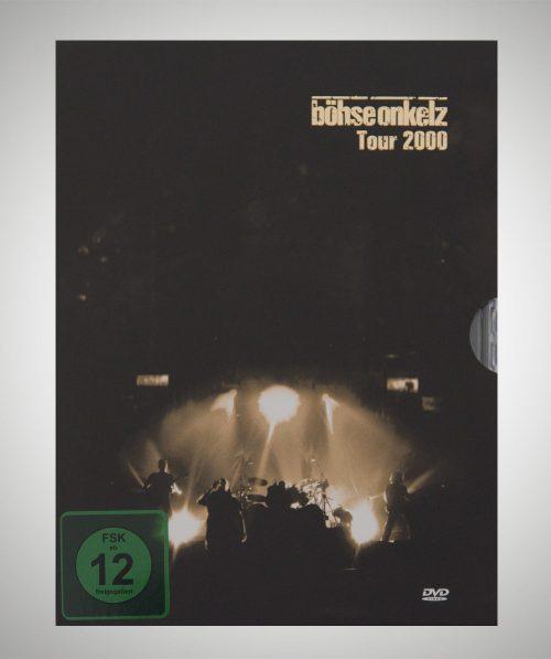 Böhse Onkelz Tour 2000 DVD