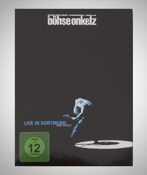 Böhse Onkelz - Live in Dortmund DVD