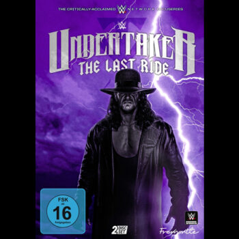 Undertaker - The Last Ride
